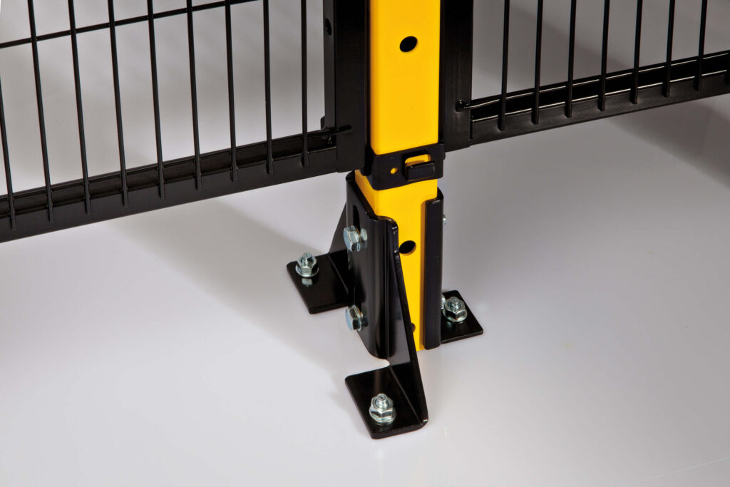 Satech BASIC OSHA Machine Guards - Assembly with Captive Quick Clamp