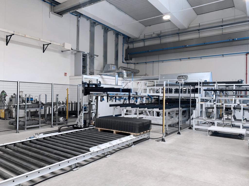 Satech Machine Safeguarding - Mesh Welding Machine