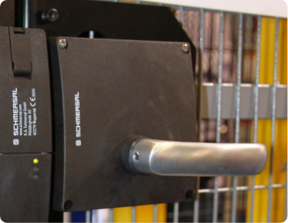 Satech Machine Guards Locks - Schmersal AZM 200