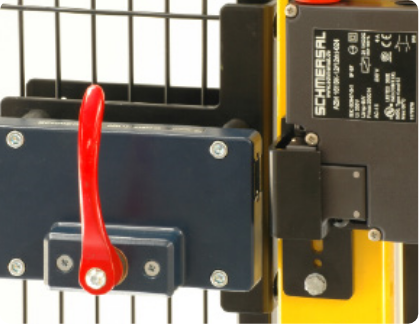 Satech Machine Guards Locks - Schmersal AZM 161