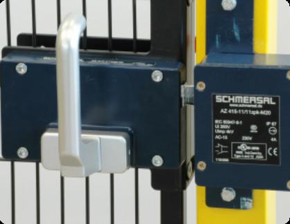 Satech Machine Guards Locks - Schmersal AZM 415