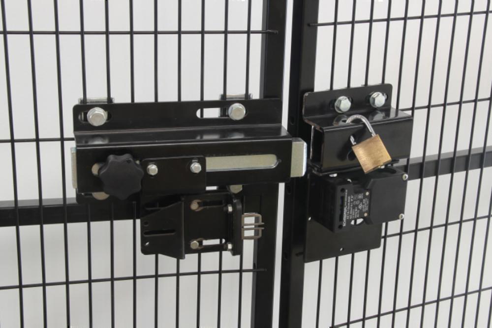Satech Machine Guards Locks - Padlockable Bolt Lock