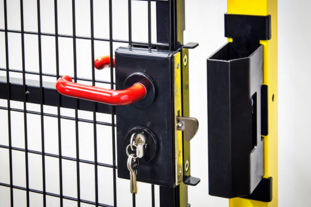 Satech Machine Guards Locks - Cylinder Lock