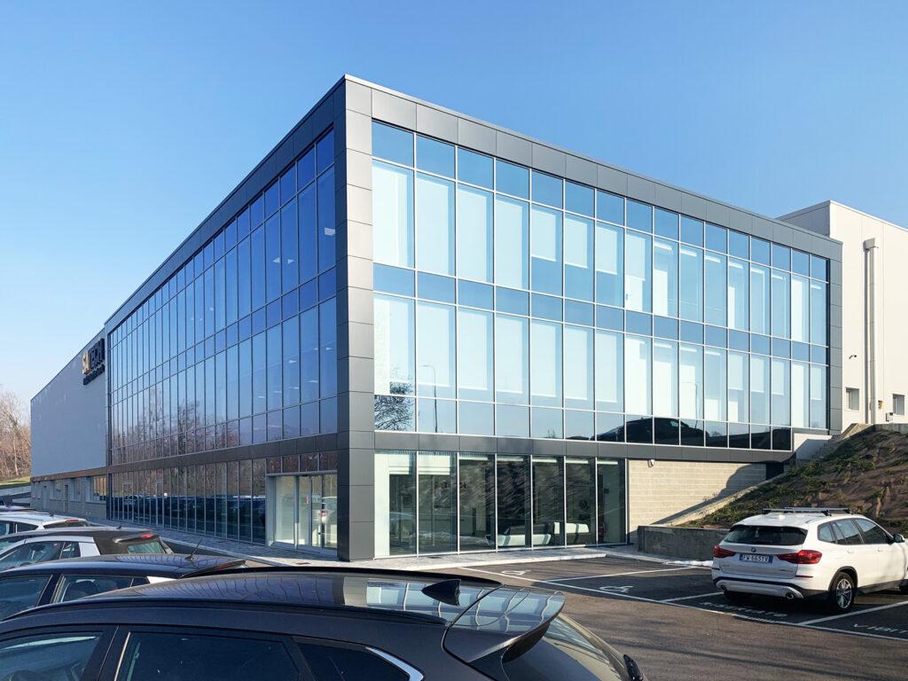 Satech Machine Safeguarding - Italy Headquarters in Bulciago (LC)