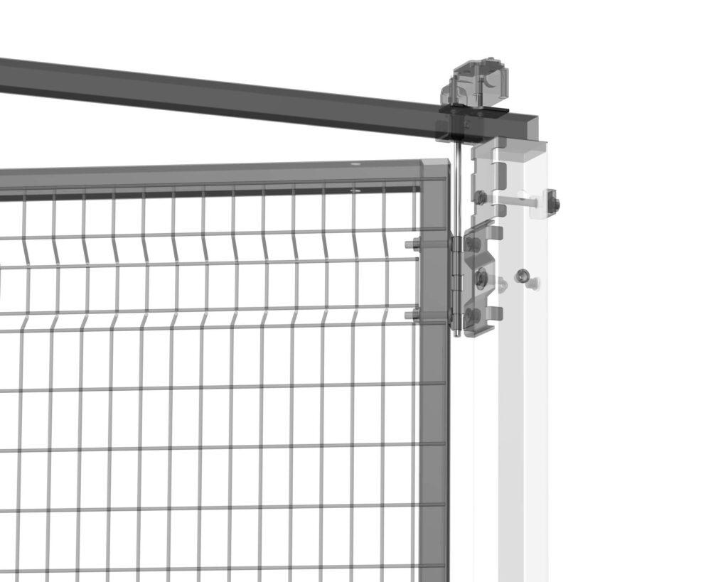 Satech Machine Guards Accessories - Hinge Safety Switch Bracket
