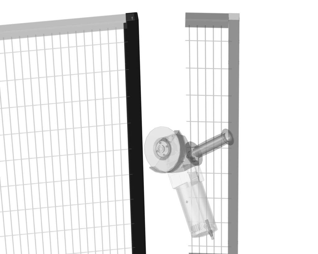 Satech Machine Guards Accessories - Cutting Kit