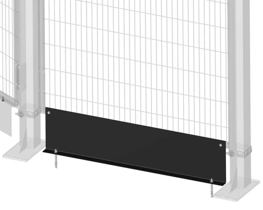 Satech Machine Guards Accessories - Kick Plate