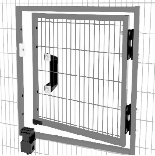 Satech Machine Guards Accessories - Insert with door